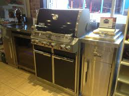 Outdoor Kitchen Grills Designs Afrozep Com Decor Ideas And by Awesome Weber Outdoor Kitchen Khetkrong