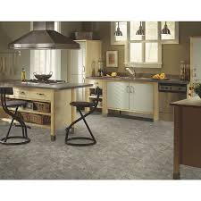 Armalock Laminate Flooring Shop Armstrong Crescendo 12 In X 12 In Groutable French Gray Peel