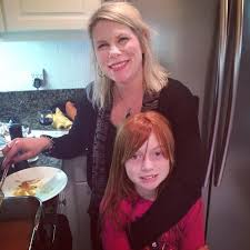 family creating magical meals together