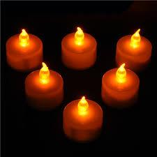 led tea lights battery life 6pcs popular led tea light candles householed velas led battery