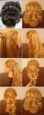 Hairstyle Diy by The Double Waterfall French Braid Hairstyle Diy Alldaychic