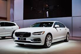 volvo new logo s90 luxury sedan volvo car usa