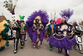 mardi gras costumes men new orleans celebrates mardi gras 1 new york post