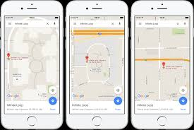 Googl3 Maps How To Use One Handed Zoom On Google Maps
