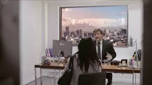 lg ultra hd tv prank end of the world job interview meteor