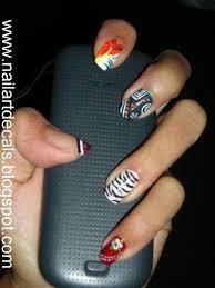 n a i l a r t d e c a l s freehand nail art
