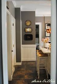wall is painted in rockport gray by benjamin moore pick a paint