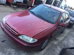 working and cheap parts from citroen xsara 1 4l55kw petrol car for