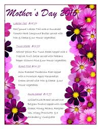 Mother S Day 2017 Mother U0027s Day Specials U2013 Sarah Street Bar U0026 Grill