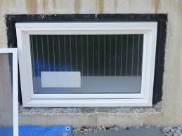 double hung window security basement security window installation in st louis
