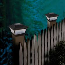 Solar Lights For Driveway by Discount Solar Lights Outdoor Fence Post 2017 Solar Lights