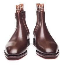 men u0027s leather boots signature craftsman r m williams