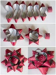 paper gift bows so cool diy bows out of your favorite wrapping paper