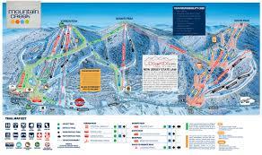 Bear Creek Trail Map Mountain Creek Trail Map Skicentral Com