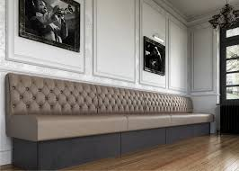 Bench Restaurant Banquette Seating How To Build Banquette Seating Fixed Seating