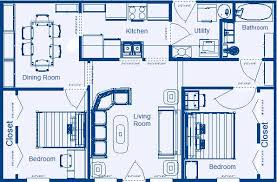 2 bedroom house floor plans home floor plan 864 sq ft 2 bedroom 1 bathroom for