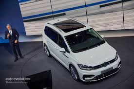 mazda mpv 2016 price 2016 volkswagen touran debuts class leading mpv technologies in
