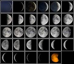 what is the symbolic meaning of a crescent moon with