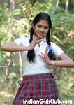 Mallu Girl Uthiram Actress In School Girl Uniform malayalam