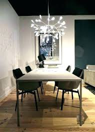 standard height of light over dining room table dining table chandelier height chandelier height above table over