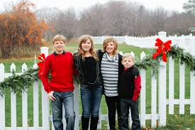 lands end christmas christmas portraits with lands end models dodgeville family