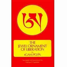 the ornament of liberation by gopa translated and