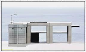 cuisine exterieure beton charmant cuisine exterieure beton photos de conception de cuisine