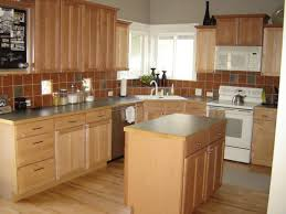 Granite Island Kitchen Kitchen Countertop Decorative Accessories White Wall Paint Color
