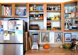 kitchen cabinet ideas without doors how to decorate kitchen cabinets without doors 5 tips for