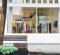 reformation to open in san francisco with tech enabled retail