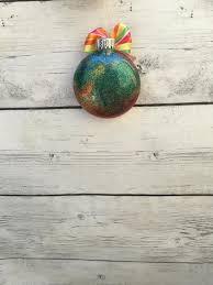infant loss ornament rainbow baby christmas ornament my three hearts