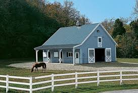 Barn Designs For Horses Building A Horse Barn