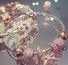 rose bracelet charm images My pandora rose bracelet women 39 s jewelry http amzn to 2ljp5ih jpg