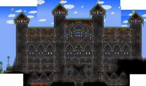 Terraria Map Download Download Terraria House Blueprints