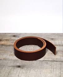Natural Cowhide Leather Belt Blanks Leather Strips U0026 Belt Blanks Identity Leather Craft