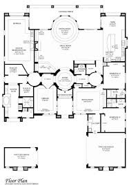floor plans with detached casita attached casita house design
