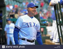 Jeff Banister May 09 2016 Texas Rangers Manager Jeff Banister 28 During An