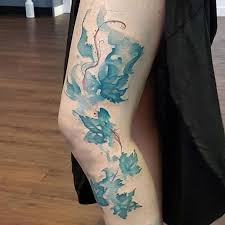 8 best floral tattoos images on pinterest floral tattoos