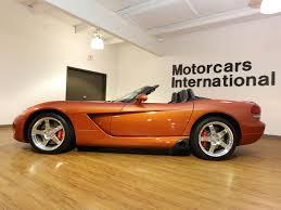 Dodge Viper Orange - 2005 dodge viper srt 10 convertible copperhead edition