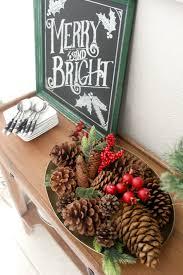 christmas woodland dining room graceful order