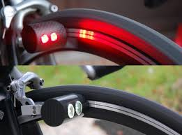 100 magnetic bike light requires no batteries or magnets