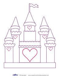 irish castle coloring page 44 best anniversaire images on pinterest birthdays disney images