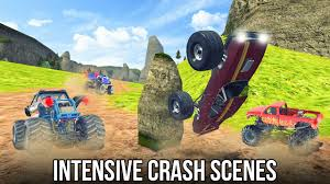 monster trucks videos crashes off road monster truck racing android apps on google play