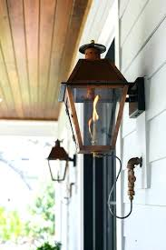 outdoor gas light fixtures gas l lantern outdoor gas light fixtures lights home design ideas
