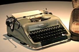 hochzeitsdekoration m nchen schreibmaschine vintage eventdekoration wiesent münchen