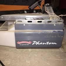 Overhead Door Garage Remote Find More Overhead Door Phantom 3 4 Hp Garage Door Opener For Sale