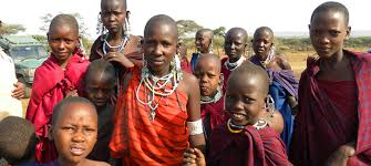 masai tribal family in tanzania africa visit tanzania safaris 2017