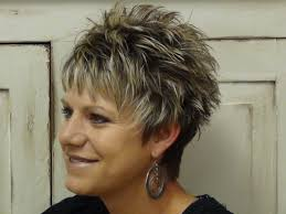 grey hairstyles for senior women short hairstyles with highlights for older women grey white