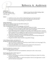 Sample Fitness Instructor Resume Sample Fitness Instructor Resume Personal Skills For Resume
