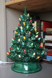 ceramic christmas tree lindsay pindsay pretty things thursday ceramic christmas tree